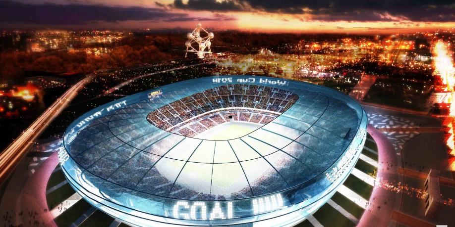 صور ملاعب يورو 2020 بالتصميم الجديد