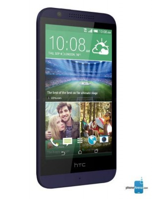 ��� �������� ���� ���� HTC Desire 510