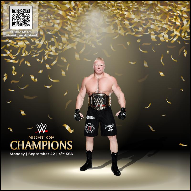 ������� ������� ������� �������� ���� ������� 2014 Night of Champions
