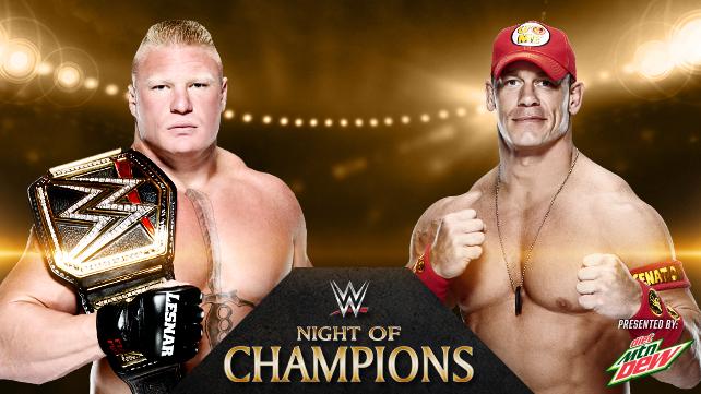 ������ ������ ������ �������� ���� ������� 2014 Night of Champions