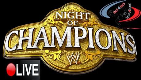 ����� ���� ������� �������� ���� ������� 2014 Night of Champions
