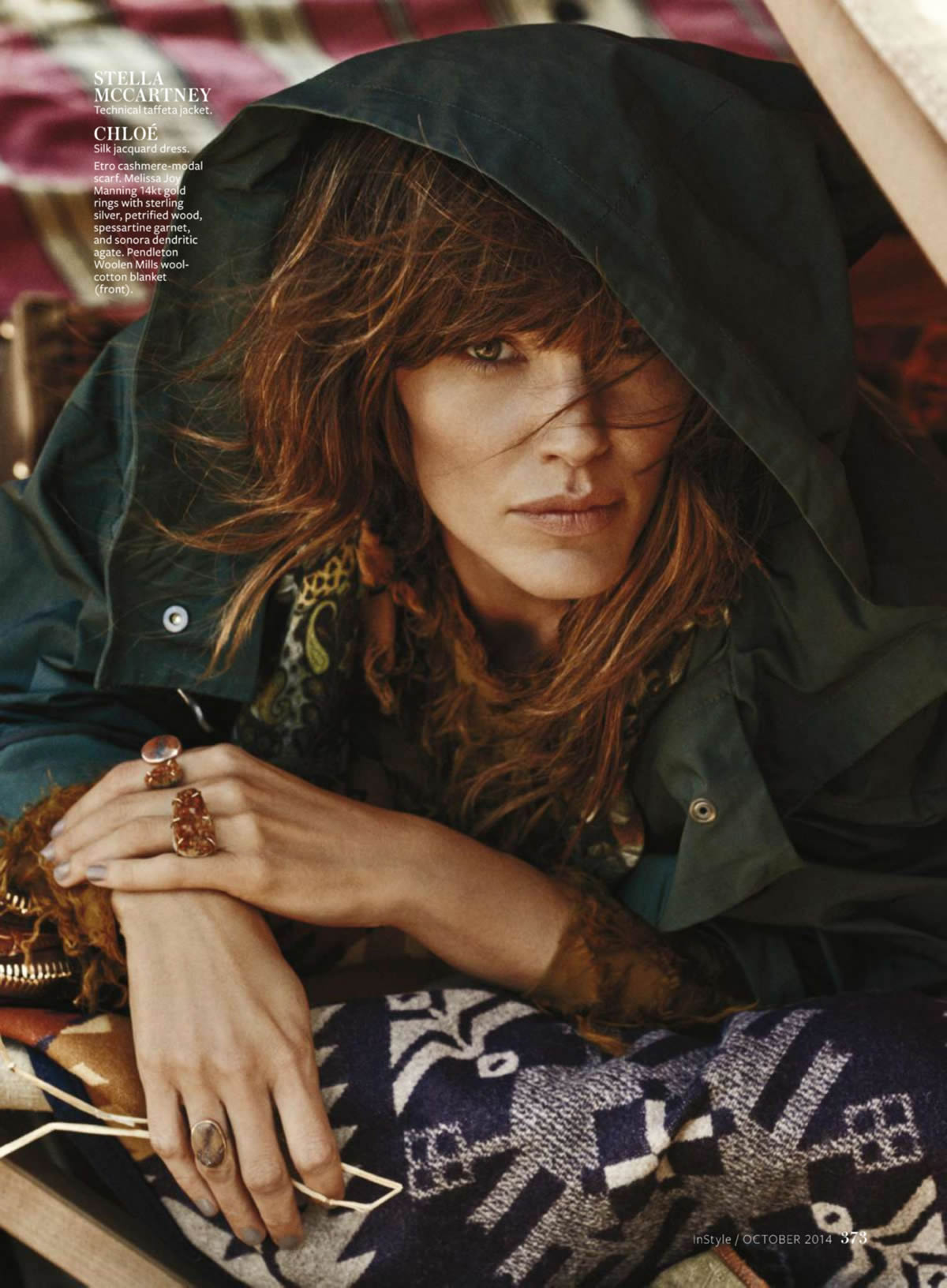 ��� ������ ����� ��� ���� ���� InStyle �������� ������� ������ 2014