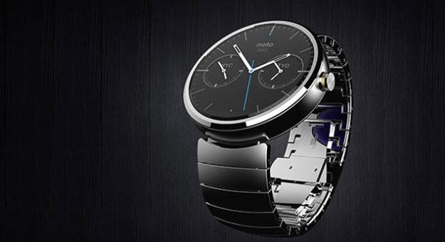 بالصور ألوان ساعة موتورولا الجديدة