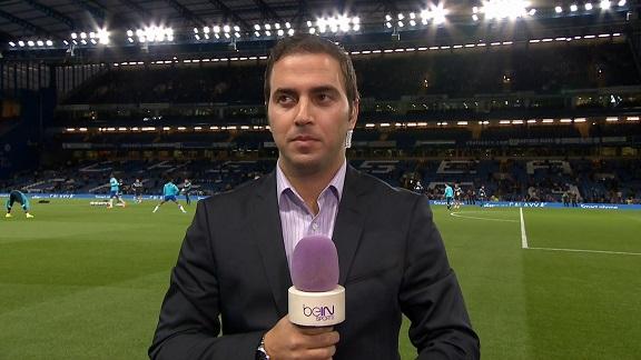 ���� ������ ������ ��������� Chelsea VS Bolton Wanderers ��� Eutelsat 10A @ 10� East