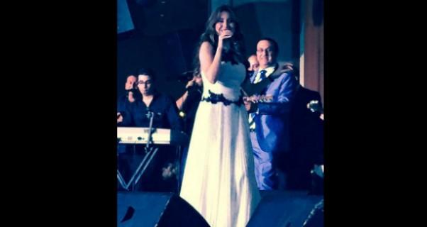 صور حفلة يارا في فندق Le Royal في لبنان بمناسبة عيد الأضحى
