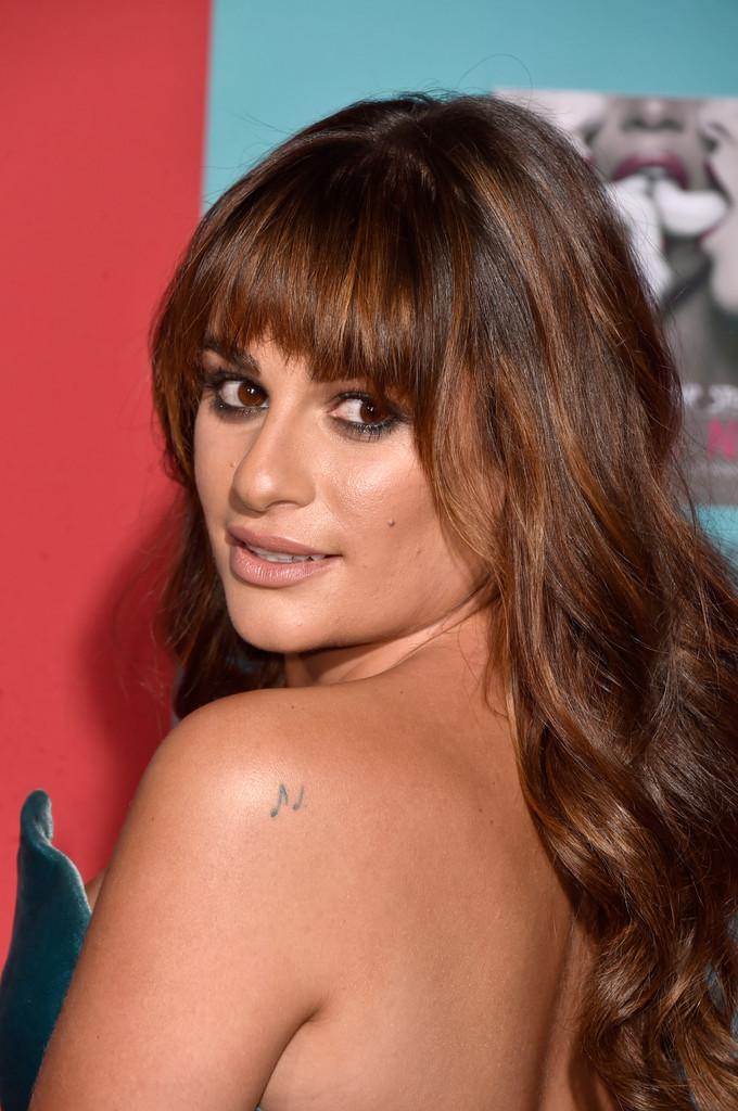 ��� ������� �������� ��������� ��� ����� 2015 , ���� ��� ��� ����� 2015 Lea Michele