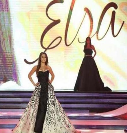 ��� ������ ����� ���� ����� 2014 ����� ���� ���� , Miss Lebanon 2014