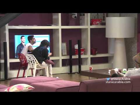 بالفيديو مينا عطا في جلسة سوشيال ميديا ستار اكاديمي اليوم 7-10-2014