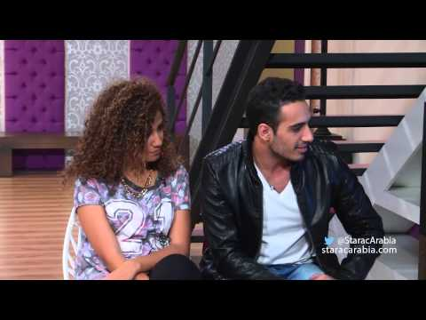 بالفيديو ليث أبو جودة في جلسة سوشيال ميديا ستار اكاديمي اليوم 7-10-2014