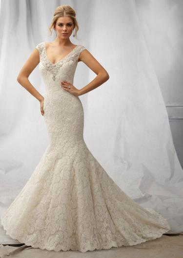 88c60ad86f5cb صور فساتين ساحرة للعروس 2015