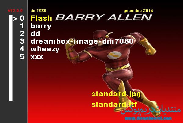 ����� ���� Barry Allen 12