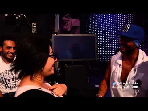 بالفيديو ظهور فادي اندراوس في البرايم 5 من ستار اكاديمي 10
