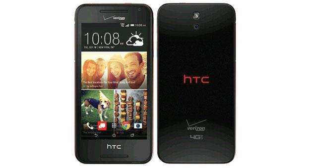 ��� �������� ���� HTC Desire 612