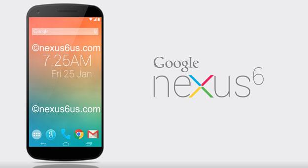 ��������� ������� ����� Nexus 6 ������ 2015