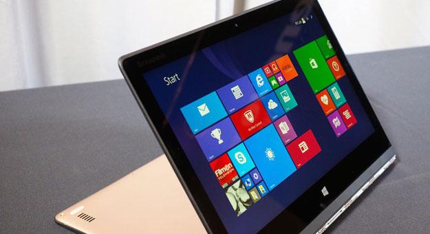 �������� ������� ���� Lenovo YOGA Tablet 2