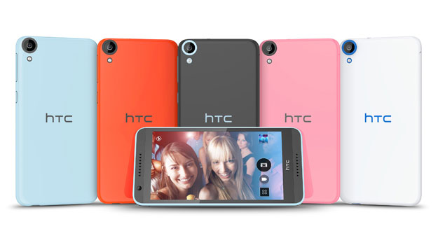 �������� ��������� ������� ����� HTC Desire Eye