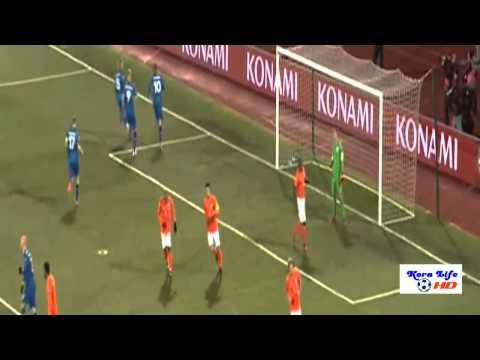 يوتيوب اهداف مباراة هولندا وايسلندا اليوم 13-10-2014