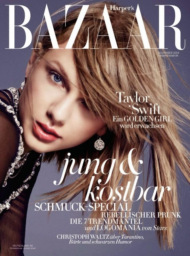 ��� ������ ����� ��� ���� Harper�s Bazaar ������� ������ 2014