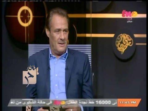مشاهدة برنامج إنت حر حلقة الفنان فاروق الفيشاوي اليوم الخميس 16-10-2014
