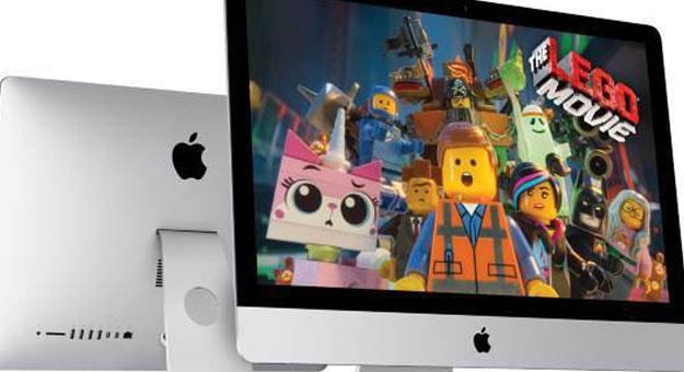 ��� �������� ���� iMac ������ 2015