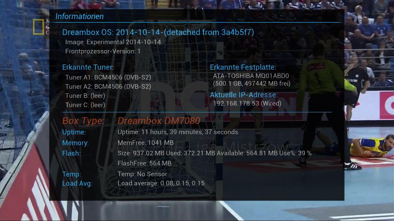 ����� ���� Skin novumHD dm7080 CVS