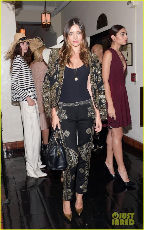 ��� ������� ��� �� ��� CFDA/Vogue Fashion �� ��� ������ 2014