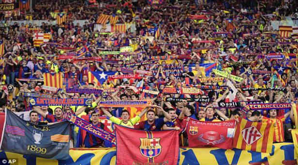 تشكيلة برشلونة مباراة الكلاسيكو ريال 349886_dreambox-sat.