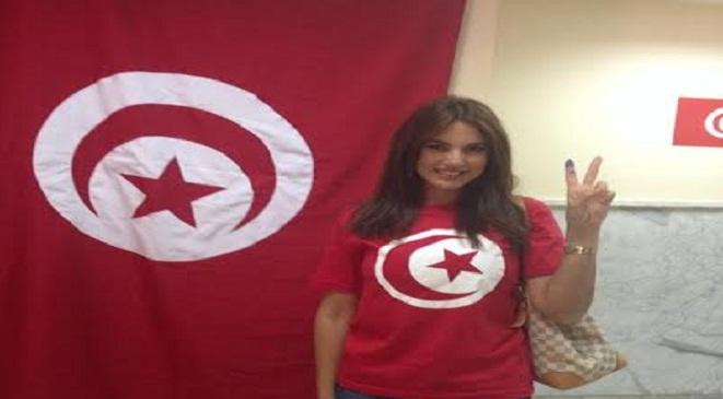 تصوت الانتخابات البرلمانية التونسية 2014