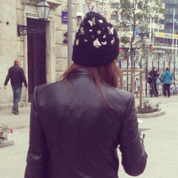 إليسا تقضي اجازتها كرواتيا 2014