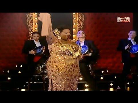 بالفيديو رقص ملك الأمريكية في برنامج الراقصة على قناة القاهرة والناس 2014