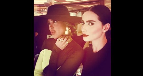 ��� ���� ���� �� Vogue Fashion Dubai Experience