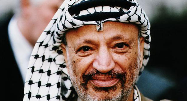تعرف الاسم الحقيقي للزعيم الفلسطينى
