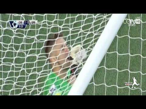يوتيوب اهداف مباراة تشيلسي وكوينز بارك رينجرز اليوم 1/11/2014 كاملة