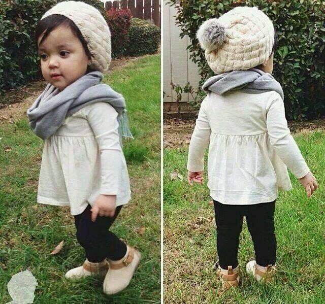 صور أزياء وملابس الاطفال لخريف وشتاء 2015