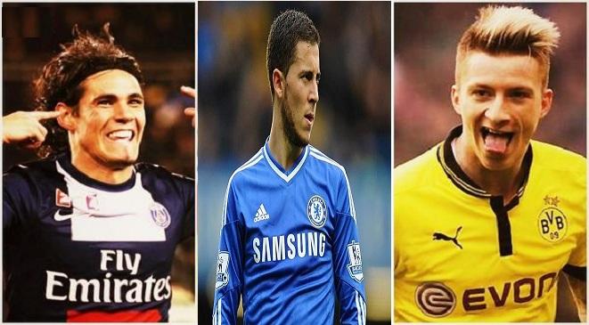 بالصور 7 لاعبين تحت انظار نادي ريال مدريد في فترة الانتقالات الشتوية 2015