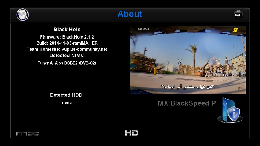 BlackHole 2.1.2 dm500hd ramiMAHER ssl84D