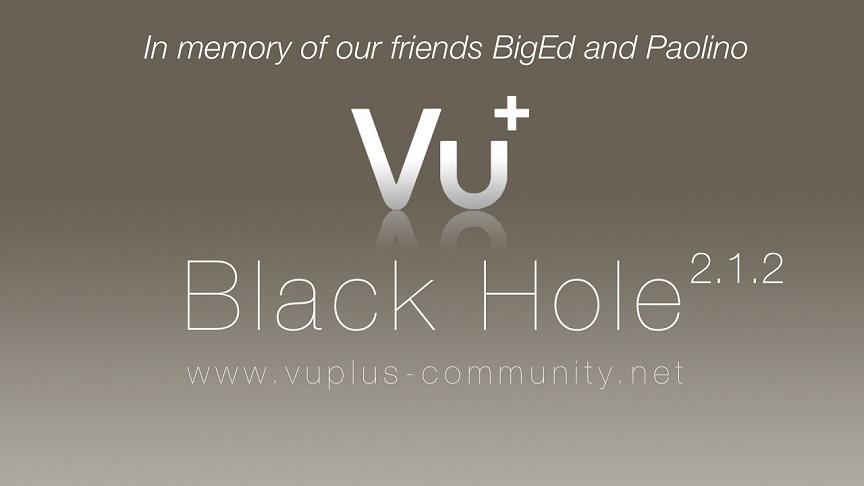 BlackHole 2.1.2 vusolo2 SunRay ramiMAHER