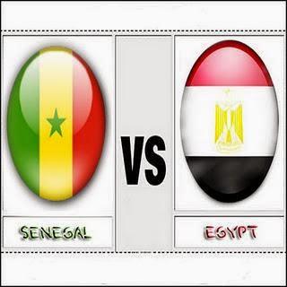توقيت وموعد مباراة مصر والسنغال اليوم السبت 15-11-2014 التصفيات المؤهلة لبطولة كاس الامم الافريقية 2015