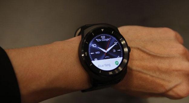 مواصفات وسعر ساعة LG G Watch R الجديدة 2015