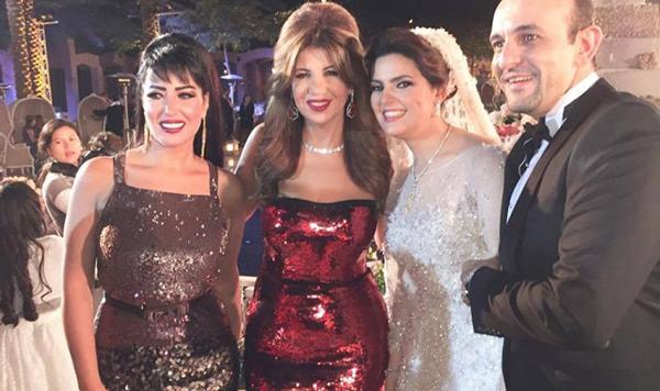 يوتيوب حفل زفاف هديل ابنة صفاء أبو السعود 2014