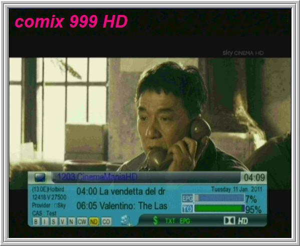 ����� ����� ������� ������� �� comix 999 hd