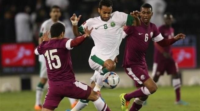 رسميا تشكيلة مباراة السعودية وقطر في خليجي 22 اليوم الخميس 13-11-2014