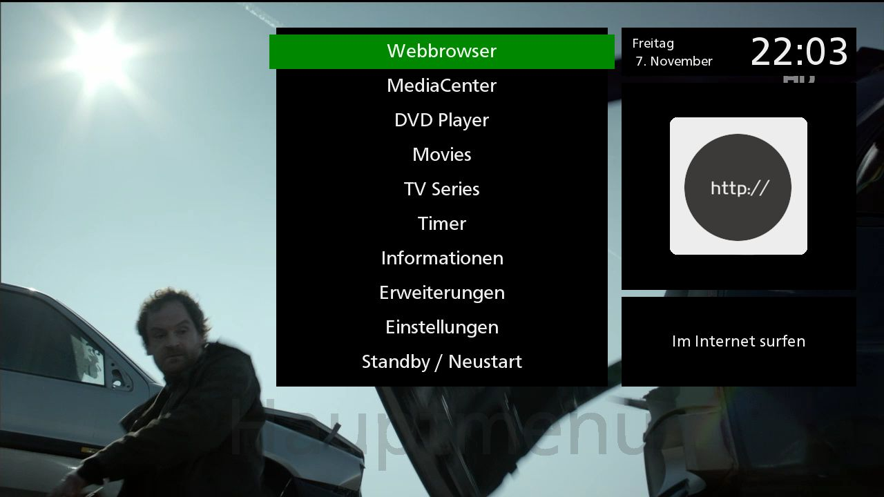 ����� ���� Metrix.HD.ME for OE2.2