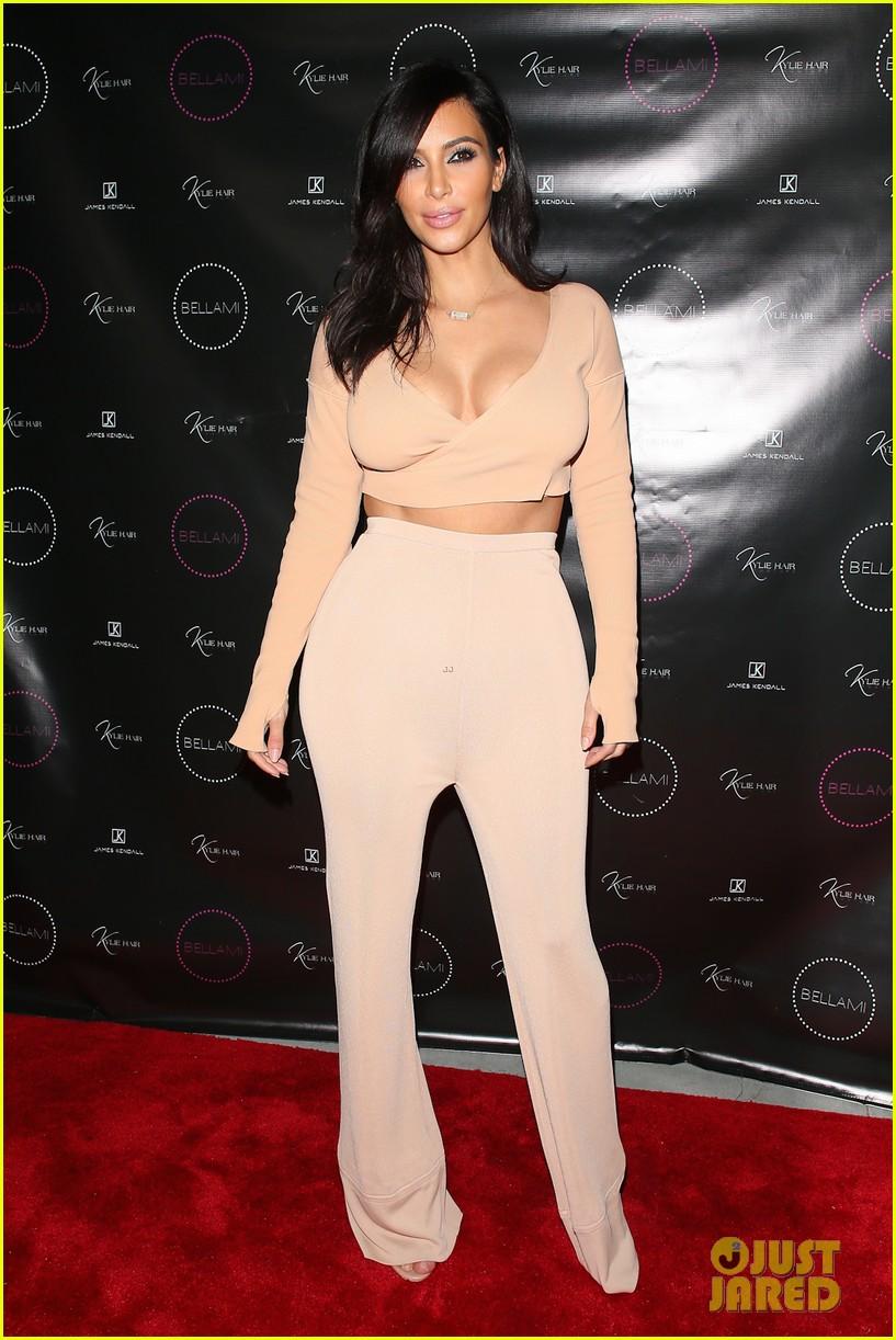 ��� ��� ��������� �� Kylie Hair Kouture Event