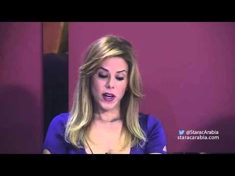 بالفيديو ايفال ابتسام تسكت العاشر 10 في ستار اكاديمي 10 اليوم 16-11-2014