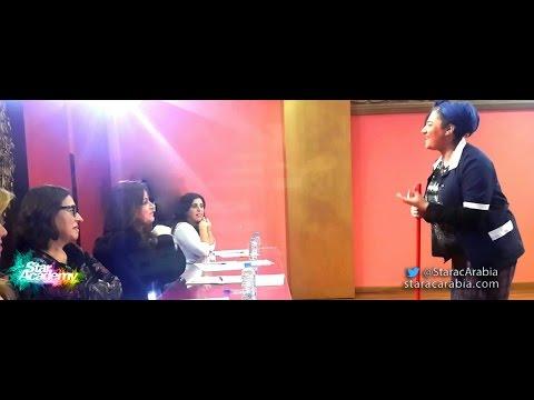 بالفيديو ايفال غادة الجريدي العاشر 10 في ستار اكاديمي 10 اليوم 16-11-2014