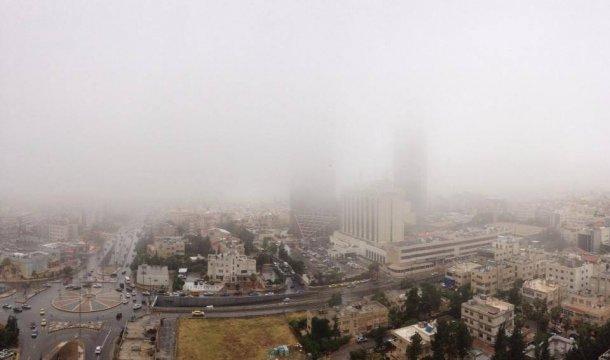 طقس العرب - حالة الطقس في الاردن اليوم الاثنين 17-11-2014