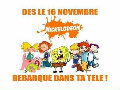 ���� ����� Astra 1KR/1L/1M/1N @ 19.2� East ���� Nickelodeon France ���� �����