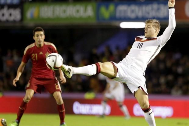 مباراة المانيا واسبانيا اليوم الثلاثاء