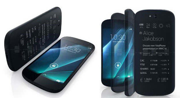 ��� �������� ���� YotaPhone 2 ������ 2015
